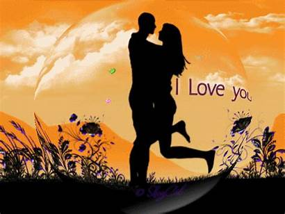 Couple Hugging Loving Greeting Card Cards