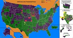Results of the 2008 Democratic Party presidential ...