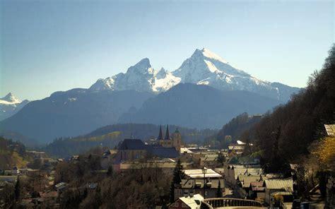 berchtesgaden und watzmann hintergrundbilder