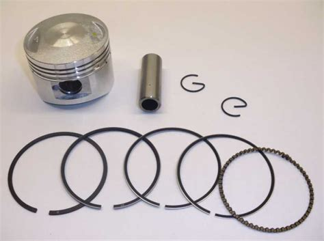 Lifan 125cc Type Piston Kit 54mm