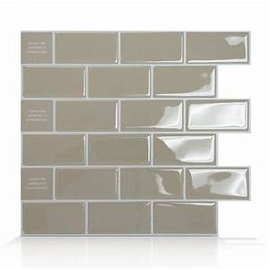 best 25 self adhesive wall tiles ideas on pinterest With kitchen cabinets lowes with peel off wall stickers