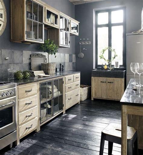 les cuisines du monde meubles de cuisine indépendant et ilot maison du monde