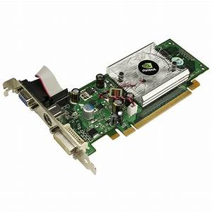 Nvidia Geforce 8400 Gs - 512 Mo Tv-out  Dvi