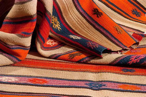 offerta tappeti moderni feti 232 kilim turco cm 231x144 tea tappeti