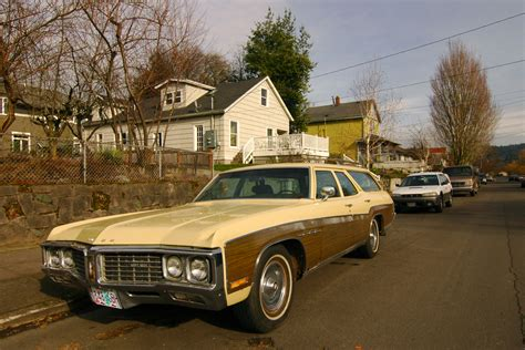 1970 Buick Station Wagon by Parked Cars 1970 Buick Estate Wagon