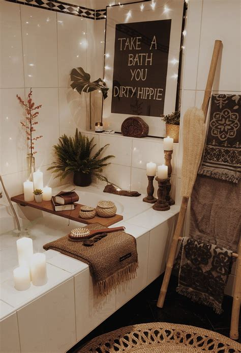 Bathroom Spa Decor by Rebeccaamayy Home Farmhouse Bathroom Modern