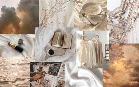 minimalistic collage desktop wallpaper in 2020 aesthetic