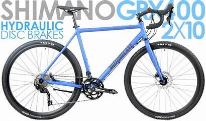 Gravel Bikes Disc Hydraulic Motobecane Road Brakes