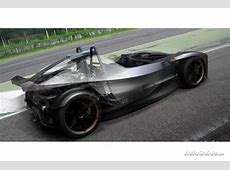 Donto Motor Company P1 TwoSeater Revealed; Ariel Atom and