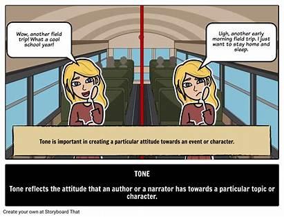 Tone Definition Literary Literature Examples Example Define