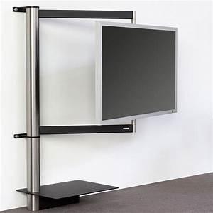 Tv An Wand Anbringen : tv wandhalter fernsehhalter schwenkbar rack schwenkarm tv pinterest tv m bel tv halterung ~ Markanthonyermac.com Haus und Dekorationen
