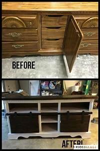 Old Dresser To Tv Stand ~ BestDressers 2017