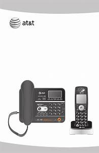 At U0026t Answering Machine Tl74458 User Guide