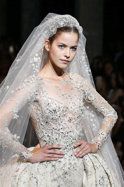 2016 Paris Bridal Couture Runway It Girl Weddings