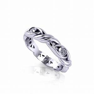 diamond crossover wedding ring jewelry designs With crossover wedding ring