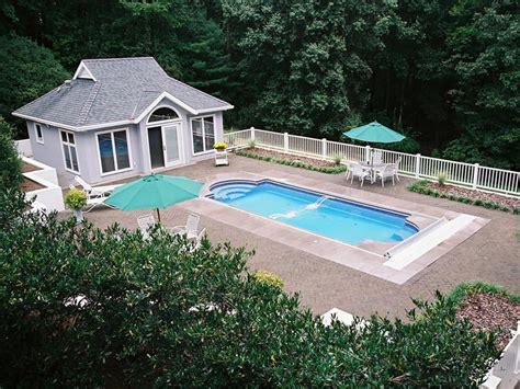 heritage pools viking pools fiberglass swimming pool