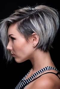 Coupe Cheveux 2018 Femme : coupe de cheveux courte pour femme 2018 coiffures de ~ Melissatoandfro.com Idées de Décoration
