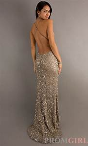 backless sequin dress by Scala | BACKLESS BOMBSHELLS ...