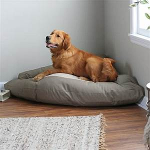 hot sale hidden valley corner bolster dog bed extra large With dog beds on sale for large dogs