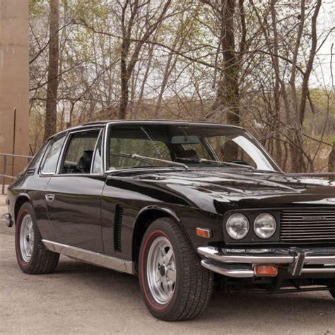 1976 Jensen Interceptor Iii, Chrysler V8 Engine, Very Rare