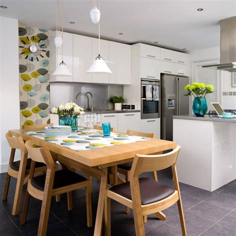 home interior design kitchen wallpaper ideas