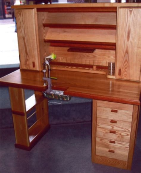 fly tying desk for sale fly tying table