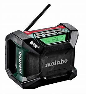 Dab Radio Baustelle : neues baustellenradio von metabo news aus der ~ Jslefanu.com Haus und Dekorationen