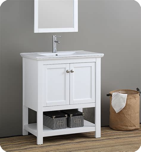 traditional bathroom vanity  color options