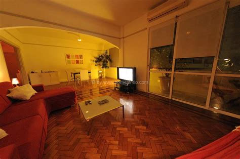 Apartement Living Room : Luxury Apartment In Rio De Janeiro, Copacabana, Object-no