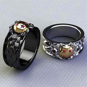 pop the question with geek chic pokemon zelda and dragon With dragon ball wedding ring