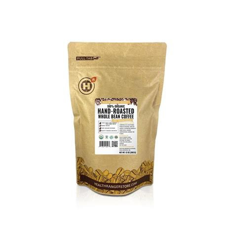 Find out about this unique offering! 100% Organic Hand-Roasted Whole Bean Coffee (Honey ...