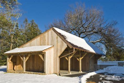 hugh lofting timber framing carriage shed barns sheds shed shed design