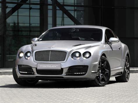 Bentley Continental-gt Bullet By Topcar 2009 Bentley