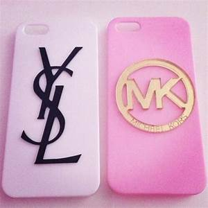 Jewels: iphone case, michael kors, ysl, michael kors ...
