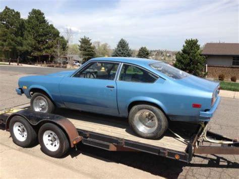 Sell New 1974 Chevrolet Vega Base Hatchback 2door 23l In