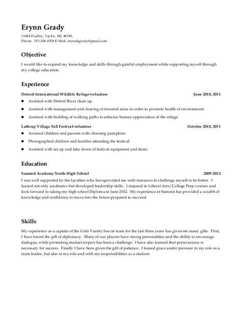 volunteer work on resume hospital volunteer resume exle resume volunteer experience elementary elementary