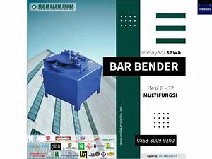 Sewa Lift Barang    Sewa Bar Bending    Sewa Bar Cutting Di