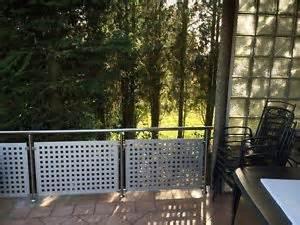 alu balkon preis balkongeländer edelstahl mit alu lochblech balkon geländer ebay