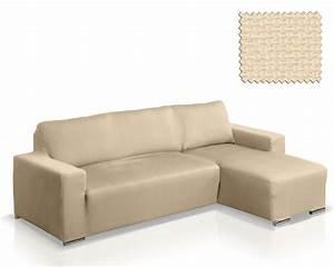 Housse Canapé D Angle Ikea : housse elastique canap d 39 angle accoudoir court niger ~ Melissatoandfro.com Idées de Décoration