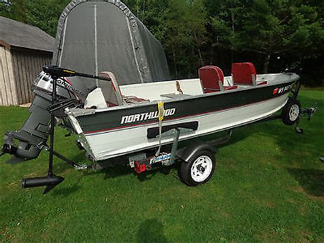Lund Boats Northwood Nd by 19890000 Northwood 14nws For Sale In Wisconsin Rapids