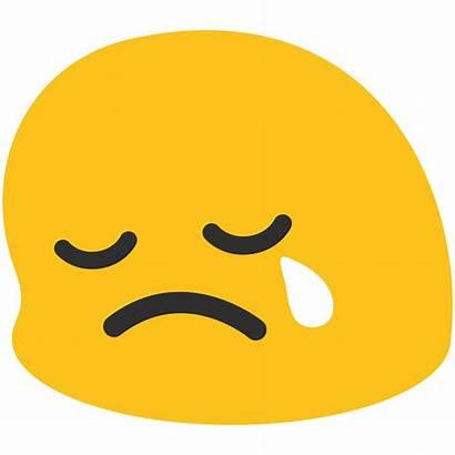Sad Transparent Smiley Very Emoji Background Emoticon