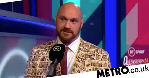 Tyson Fury tells Anthony Joshua to 'grow a pair' and ...