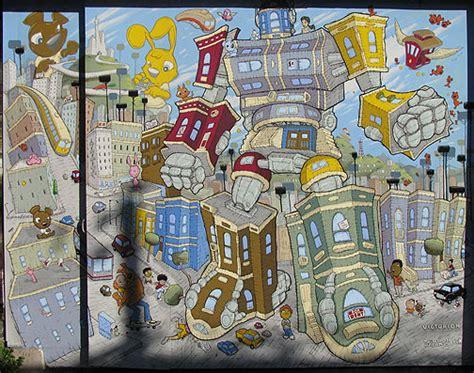 balmy murals address balmy alley a modernist approach foundsf