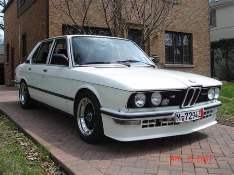 1980 Bmw M535i Related Infomationspecifications Weili