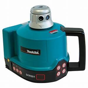 Niveau Laser Pas Cher : niveau laser automatique vertical et horizontal makita skr301 ~ Nature-et-papiers.com Idées de Décoration