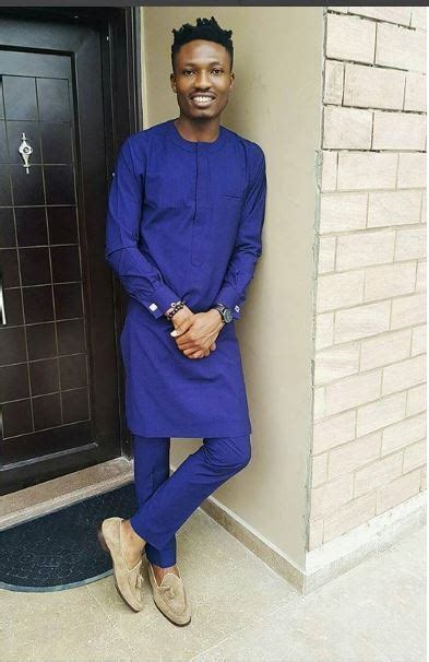 30 Cool Native Wear Styles For Men Nigerian Mens Site