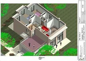 Plan De Maison R 1  U2013 Bricolage Maison Et D U00e9coration
