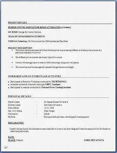 resume format pdf download free best resume gallery With job resume format pdf download free