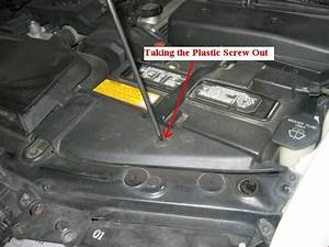 How To Change The Serpentine Belt On Your Lexus Ls400 And