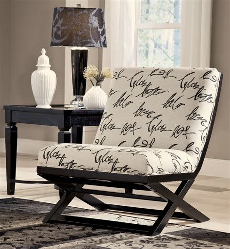 levon charcoal showood accent chair from 7340360